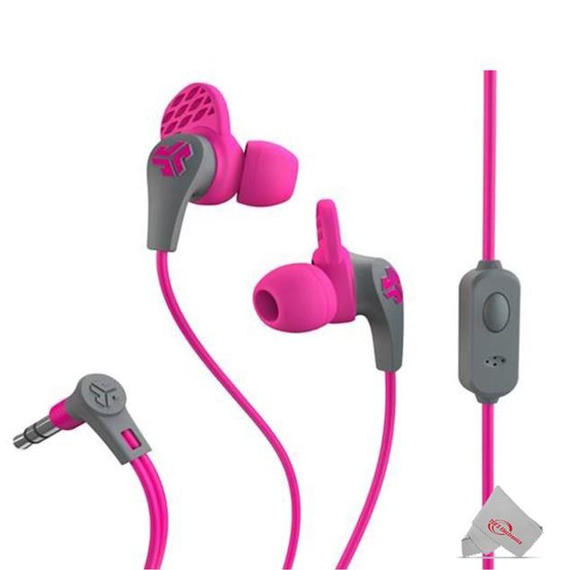 JLAB JBUDS 2 All Day Comfort Premium Hi-fi Earbuds Ultra Lightweight and Ultimate Sound