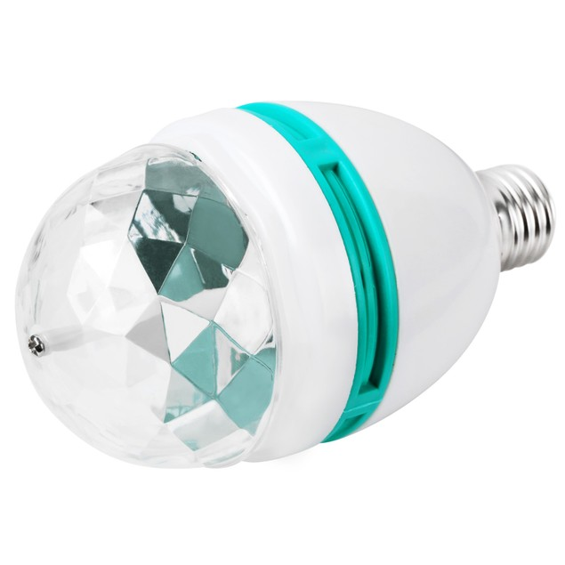 KOCASO Disco LED Color Changing Light Bulb