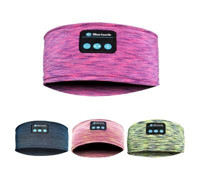 Wireless Bluetooth Sports Headband Headphones Running Sleeping Music Headset Was: $38.99 Now: $15.99.