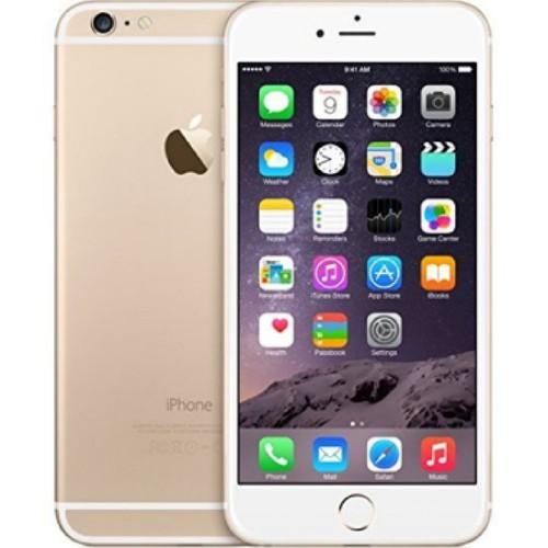 Apple iPhone 6s Plus, C Spire, Gold, 16 GB, 5.5 in Screen