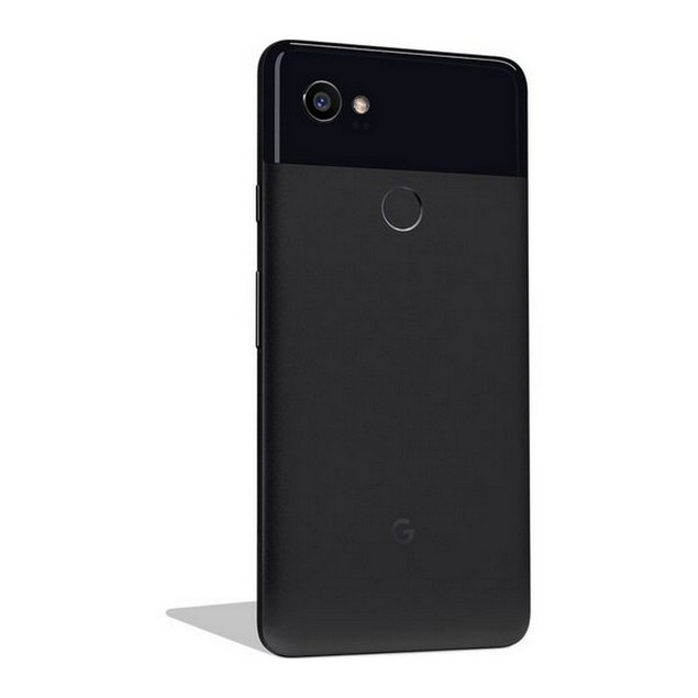Google Pixel 2 XL, Unlocked, Black, 128 GB, 6 in Screen