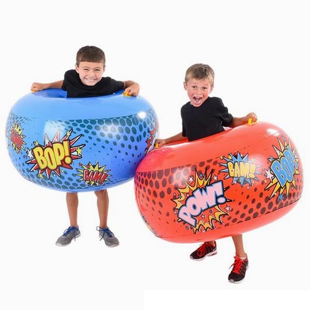 Body Bumper Inflate Set