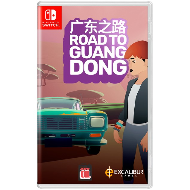 Road To Guangdong Nintendo Switch Game