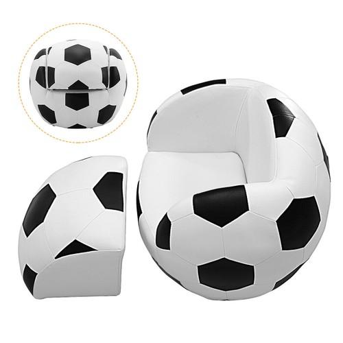 Kids Soccer Ball Sofa Chair