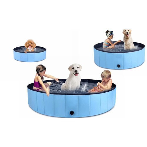 Portable PVC Bath Foldable Swimming Pool for Pets & Kids