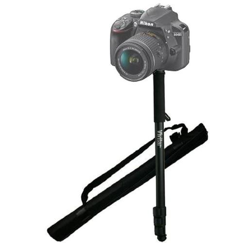 "62"" Vivitar Monopod With Case for Nikon Digital SLR Cameras"