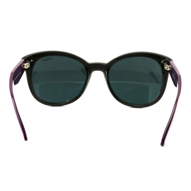 Vogue Sunglasses VO2992-S 1905/5R Transparent Gray/Purple Plastic 53 19 140
