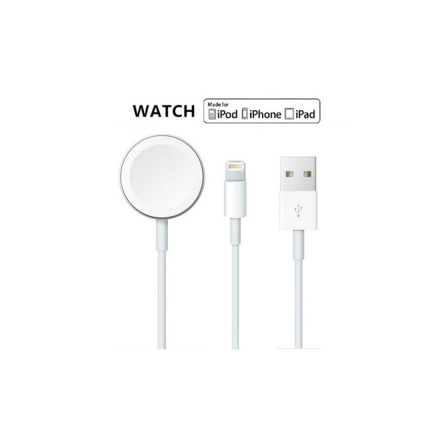 2-in-1 USB Charger for iPhone & Apple Watch
