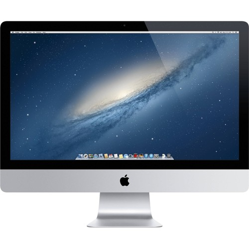 "Apple iMac MD096LL/A 27"" 1TB i7,Silver (Certified Refurbished)"