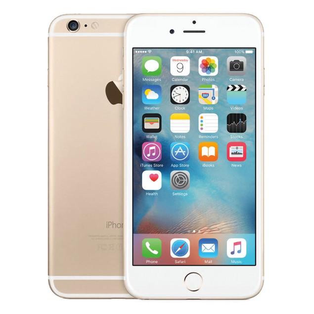 Apple iPhone 6 Plus 128GB Verizon GSM Unlocked T-Mobile AT&T 4G LTE Smartphone - Gold - B Grade