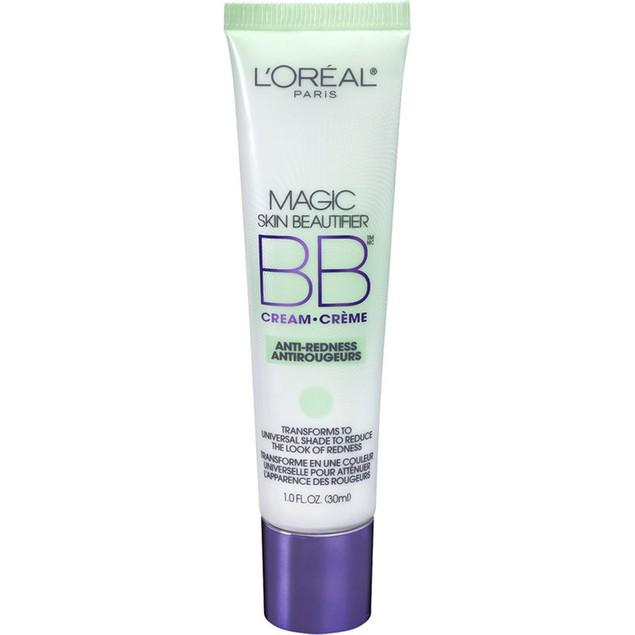 L'Oréal Paris Makeup Magic Skin Beautifier BB Cream Tinted Moisturizer Fac
