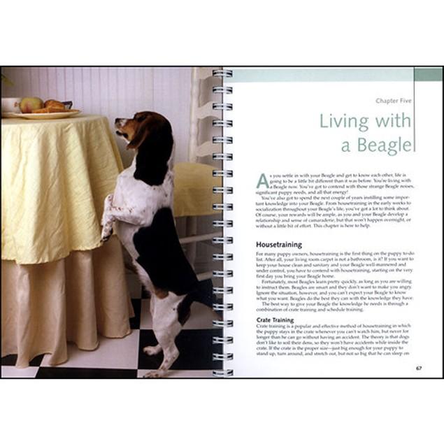 Beagles Barron's Dog Bible, Beagle by Barrons Educational Series Inc