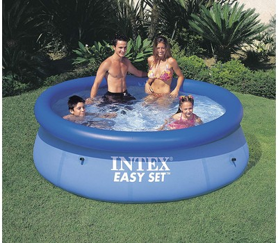 Intex Easy-Set Inflatable Swimming Pool Was: $199.99 Now: $74.99.