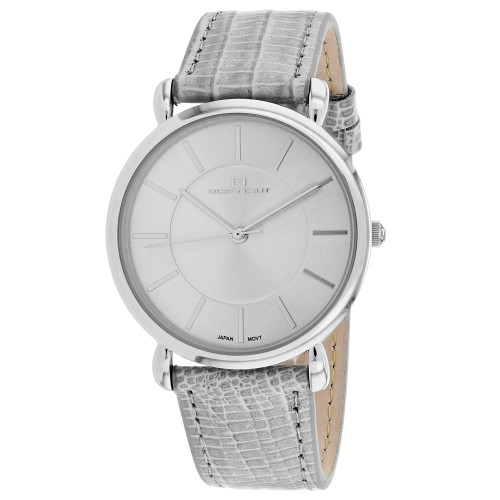 Oceanaut Women's Alma Grey Dial Watch - OC2210