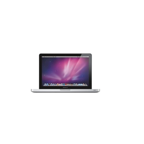 "Apple MacBook Pro MC724LL/A 13.3"" 500GB, Silver (Scratch and Dent)"