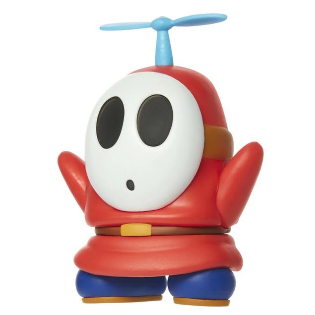 Red Shy Guy (World Of Nintendo Super Mario) Figure