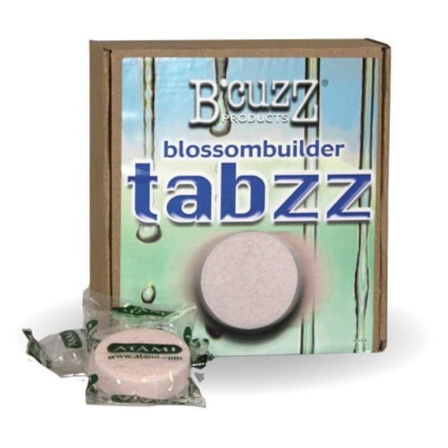 B'Cuzz Blossom Builder Tabzz, box of 18 Tabzz