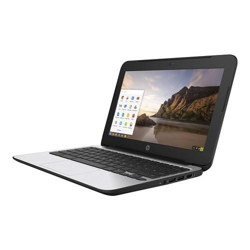"""HP Chromebook P0B79UT#ABA 11.6"""" 16GB Chrome OS,Black (Refurbished)"""