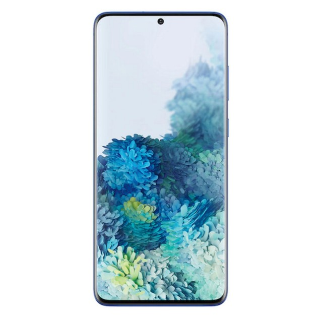 Samsung Galaxy S20+ 5G, AT&T, Blue, 128 GB,  Screen