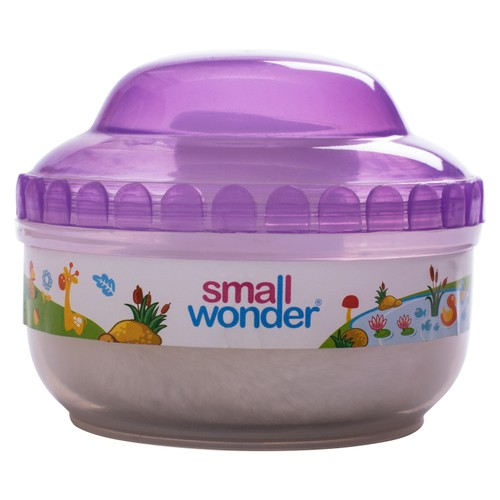 Small Wonder Powder Puff -  Purple