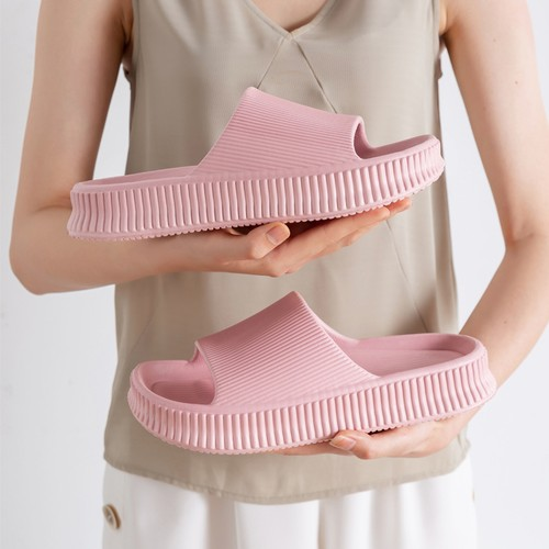 Thick-Soled Slippers Home Non-Slip Indoor Unisex