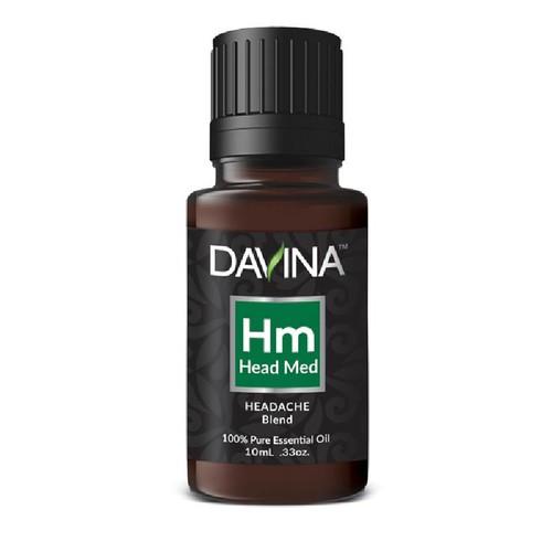 Head Med (Headache) Essential Oil 10 ml