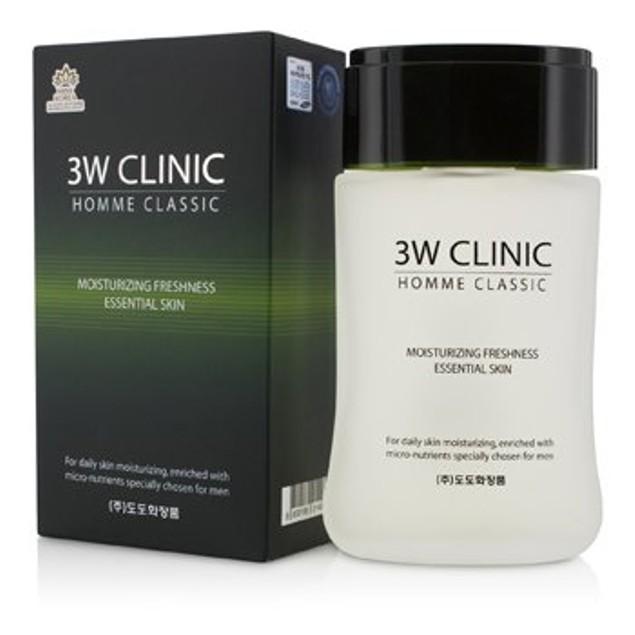 3W Clinic Homme Classic - Moisturizing Freshness Essential Skin