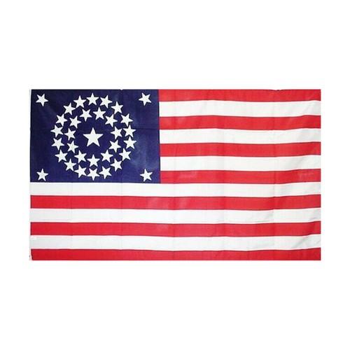 United States 34 Star 3' x 5' Flag