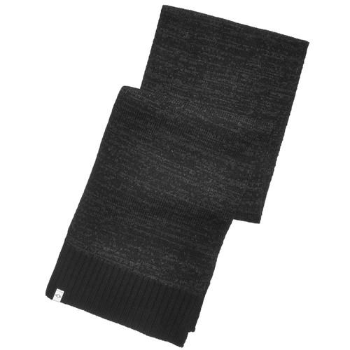 Alfani Men's Space-Dyed Scarf Gray Size Regular