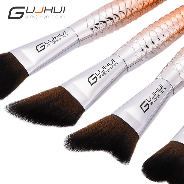 5PCS  Make Up Foundation  Blush Cosmetic Concealer Brushes 93