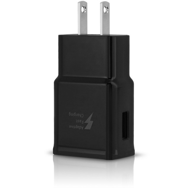 Samsung Fast Adaptive Charger with Micro USB Sync & Charging Cable