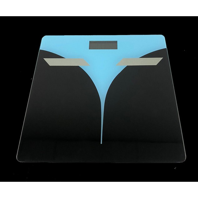 Digital Body Weight Bathroom Scale with Smart Phone App