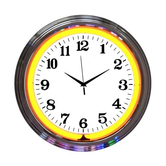 Neonetics Corvette C1 Neon Clock