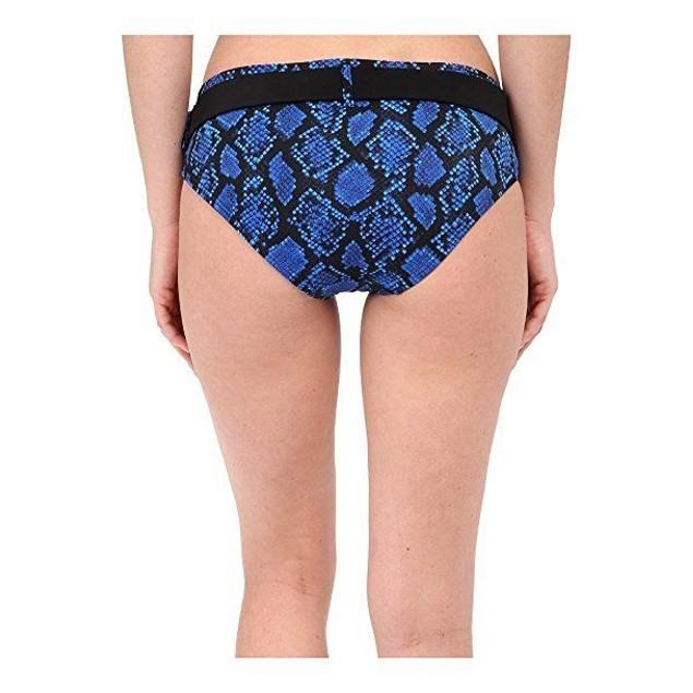 MICHAEL Michael Kors Women's King Cobra Hipster Bottom Sz: S