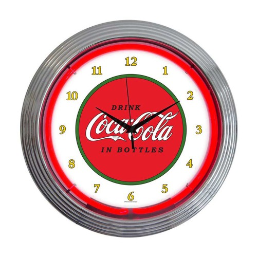 Neonetics Chevelle Neon Clock