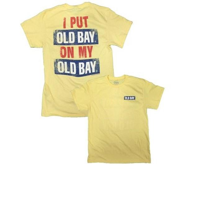 I Put Old Bay On My Old Bay Mens T-shirt Old Bay Seasoning Maryland Adult