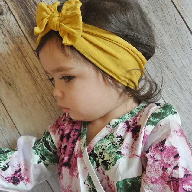 Boho Style Children's Hair Band(Random Color)
