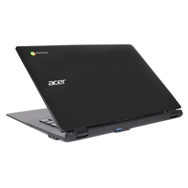"Acer Chromebook NX.G14AA.001 13.3"" 16GB NVIDIA Tegra K1,Black (Certified Refur"