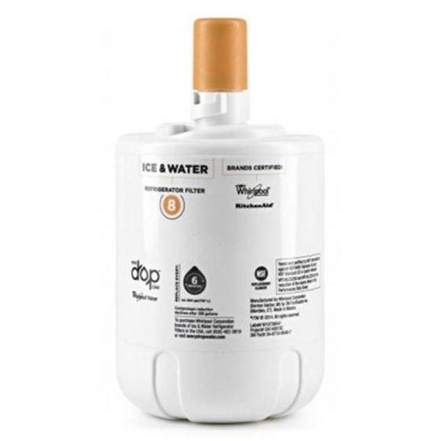 Whirlpool EveryDrop 8 Refrigerator Water Filter 8 EDR8D1 4 PACK