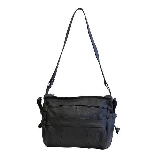 Luxuries Mexican Leather Large Hobo  Handbag