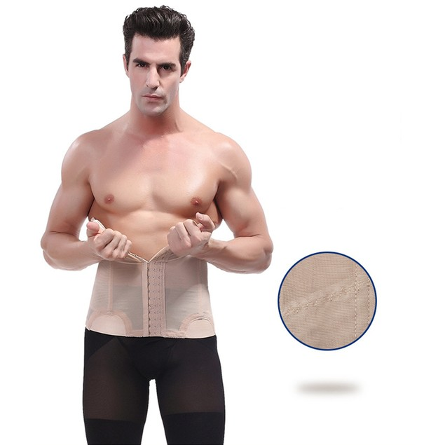 Men's Slimming And Beer Belly Plastic Belt