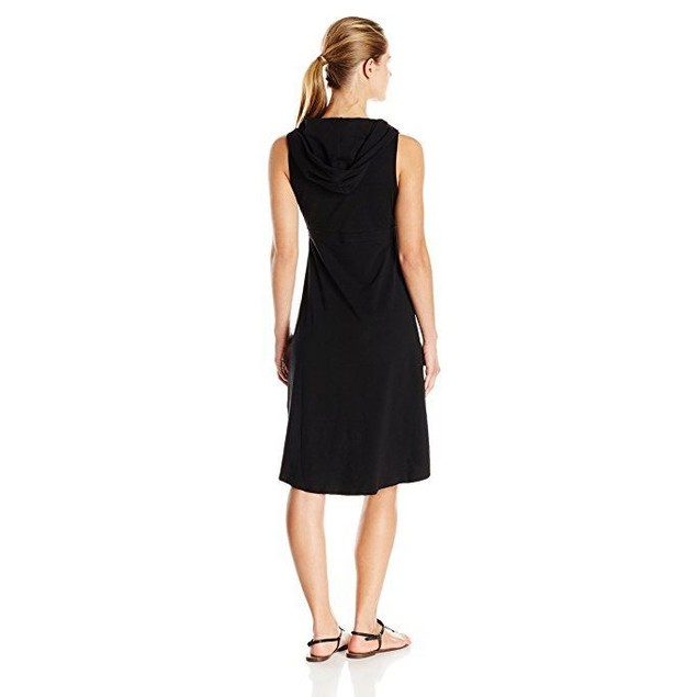 prAna Women's Alana Dress, Black, Sz: Small
