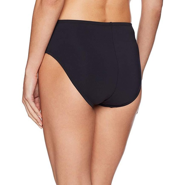 Bleu Rod Beattie Women's High Waist Tummy-Tuk Control Bikini Bottom Sz