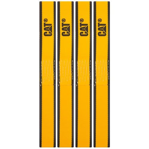 "Cat 4 Piece Yellow/Black Soft Hook Set - 12"" x 1-1/2"" (1000/3000) - 980117N"