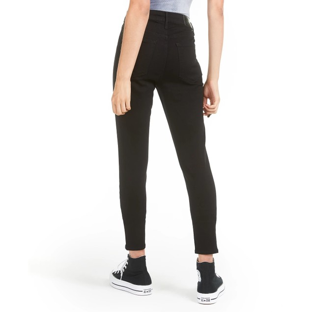 American Rag Juniors' Colored-Wash Skinny Jeans Black Size 3