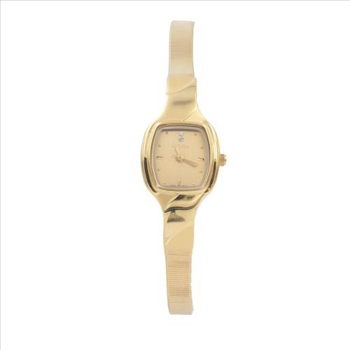 Sicura Womens Watches SJD1982-2Y Quartz Stainless Steel Gold Tone