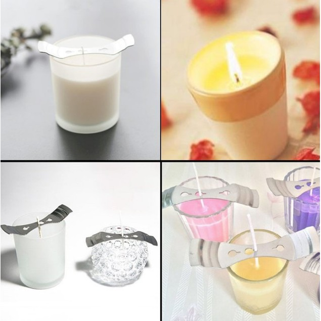 15cm 100 Sticks Candle Wick Cotton Woven Butter Lamp Wick Dty