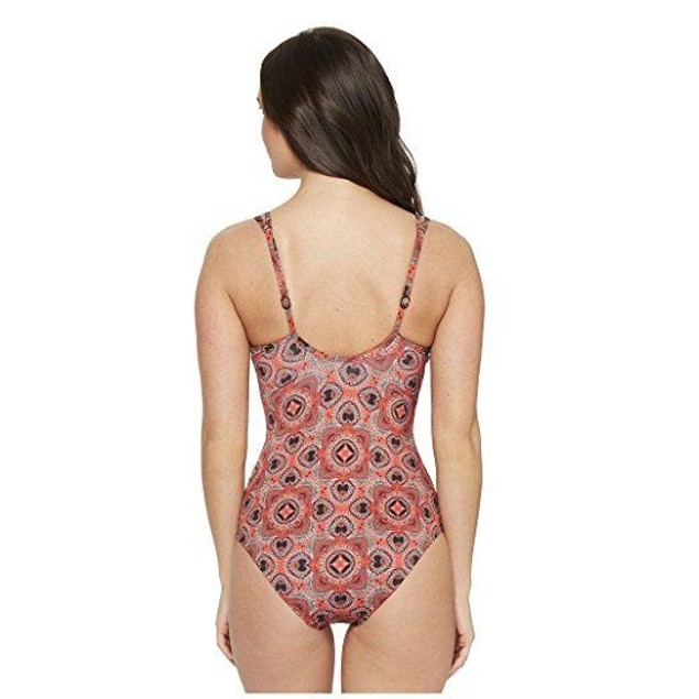 Jets by Jessika Allen Womens Sensory DD-E Cup Underwire One-Piece