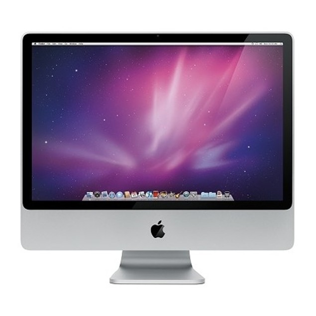 "Apple MB324LL/A 20"" 320GB MacOSX, Silver (Scratch and Dent)"
