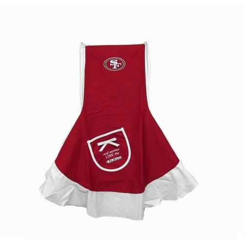 NFL San francisco 49ers Hostess Apron